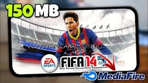 FIFA 14 PSP ISO Highly Compressed Download