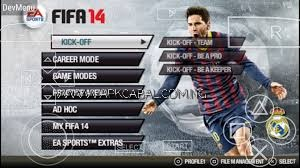 FIFA 14 PSP ISO Highly Compressed