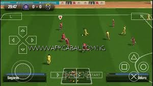 FIFA 14 Ppsspp
