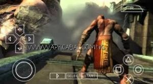God Of War Ascension PPSSPP ISO Highly