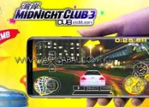 Midnight Club 3 DUB Edition ISO Highly Compressed
