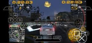 Midnight Club 3 DUB Edition PPSSPP ISO Highly Compressed