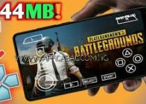 PUBG Mobile PSP ISO Highly Compressed