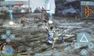 Dynasty Warriors Strikeforce PSP ISO Highly