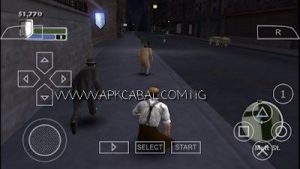 The Godfather Mob Wars PPSSPP