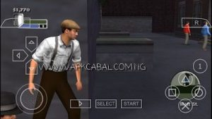 The Godfather Mob Wars PPSSPP Download