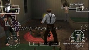 The Godfather Mob Wars PPSSPP ISO
