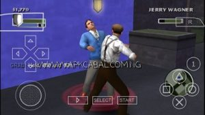 The Godfather Mob Wars PPSSPP ISO Download