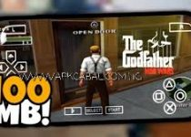 The Godfather Mob Wars PPSSPP ISO Highly Compressed
