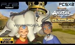 avatar the last airbender ps2 iso highly compressed