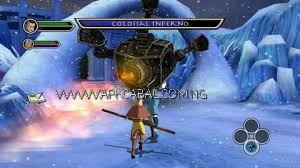 avatar the last airbender ps2