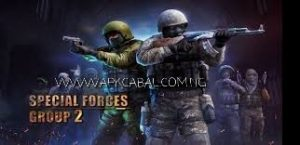 download Special Forces Group 2 Mod