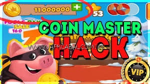 Coin Master Mod Apk Unlimited Coin
