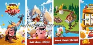 Coin Master Mod Apk Unlimited Coins and Spins