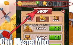 Coin Master Mod Apk Unlimited