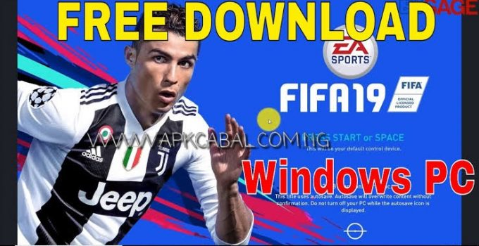 Fifa 19 PC Highly Compressed