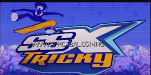 SSX Tricky PS2 ISO Highly