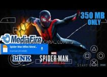 Download Spider Man Miles Morales PPSSPP ISO Highly Compressed Zip 350MB Free 9