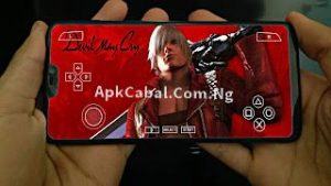 Devil May Cry PPSSPP ISO Highly