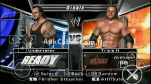 WWE Smackdown vs Raw 2006 PPSSPP ISO