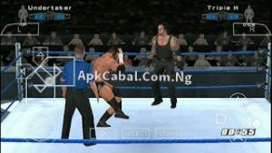 WWE Smackdown vs Raw 2006 PPSSPP ISO High