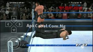 WWE Smackdown vs Raw 2006 PPSSPP ISO Highly