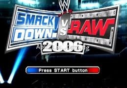 WWE Smackdown vs Raw 2006 PPSSPP ISO download