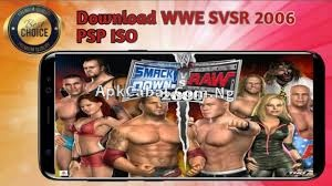 WWE Smackdown vs Raw 2006 PPSSPP download